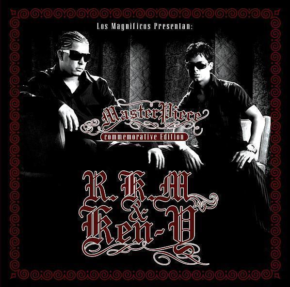 Rakim y Ken-Y Discografia Completa