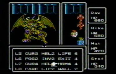 Final Fantasy I Ff1