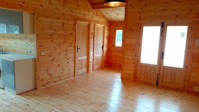 Casas de madera casas prefabricadas fabrica de caba as - Fabricantes de casas de madera ...
