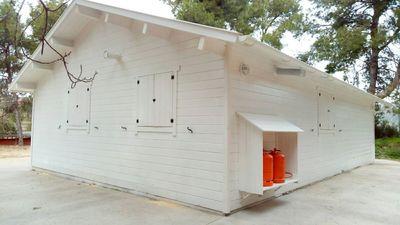 Casas de madera casas prefabricadas fabrica de caba as de madera - Fabrica de casas de madera ...