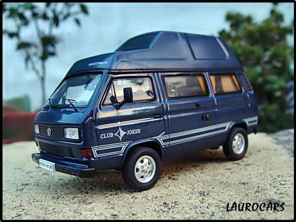Laurocars Volkswagen T3 Westfalia Club Joker