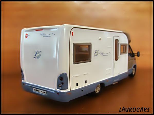 Laurocars Renault Master Autocaravana B 220 Rstner