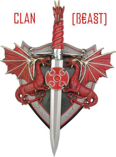 escudo beast