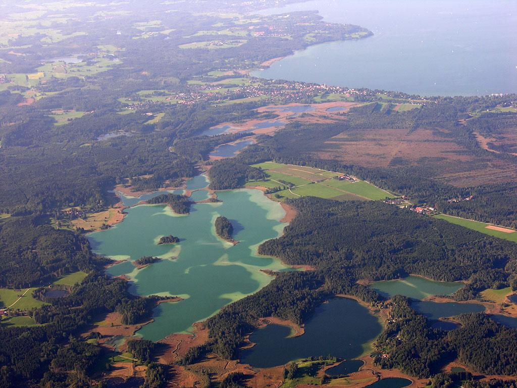Geo Impressionen Landschaften Hinterland 1