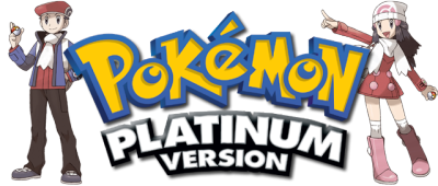 pokemon platinum logo