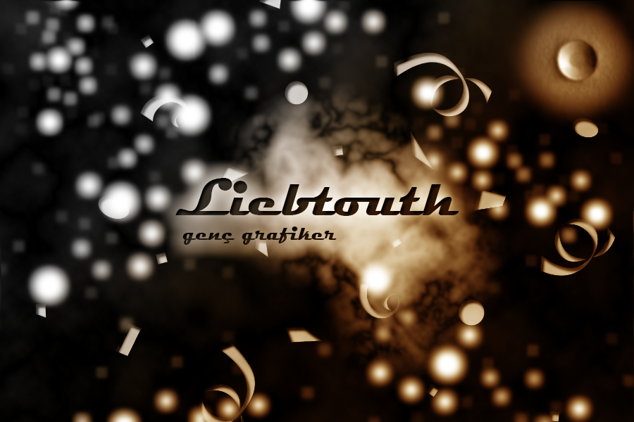 Liebtouth logo çalışması