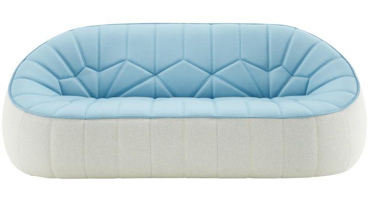 ligne roset n rnberg ottoman. Black Bedroom Furniture Sets. Home Design Ideas