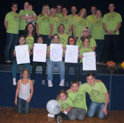 Lolo 39 s friends verein charity 2012 - Endner leingarten ...