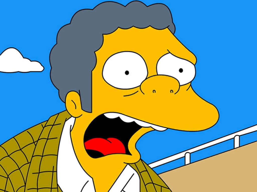 Los Simpson Guia - Galeria de imagenes - El bar de Moe
