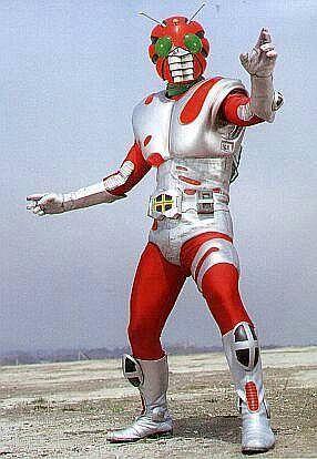Kamen Raida Burakku [1987-1988]