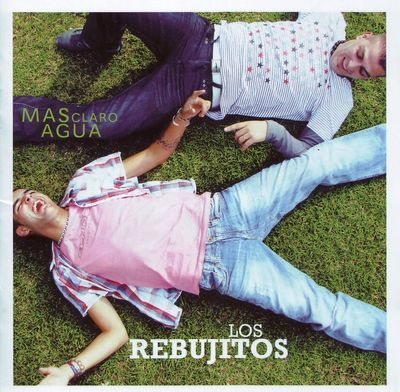 discografia de los rebujitos: