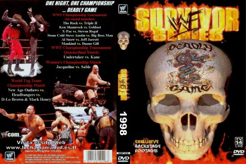 The Law Reviews: Survivor Series 1998 | Rajah com