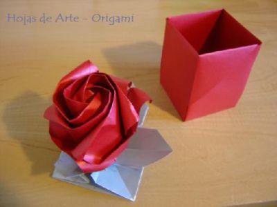 Hojas de arte origami souvenirs regalos gift