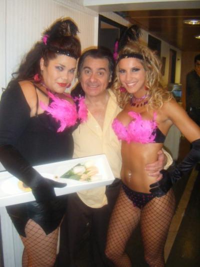 Galeria de fotos de Lu - Lucila en Teatro en CHV! -
