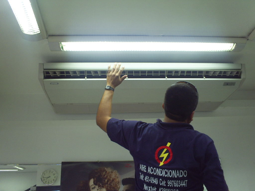Aire acondicionado fotos for Mejores marcas de aire acondicionado