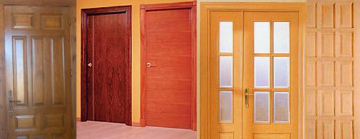 Fabricacion de puertas y ventanas muebles en general puertas for Puertas principales de madera rusticas