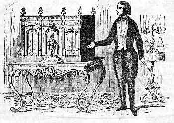 magicien Loiret