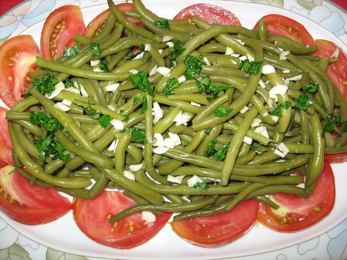 Mis recetas para ti ensalada de jud as verdes - Ensalada de judias verdes arguinano ...