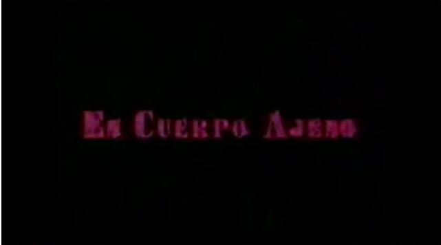 En cuerpo ajeno 1992 tv season for En cuerpo ajeno