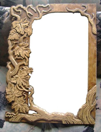 Espejos marcos tallados home for Espejos tallados