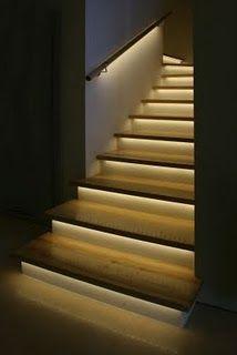 Oświetlenie Schodów Pytanie Forum Architektura Wnętrz