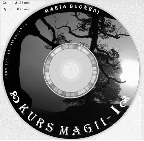 Maria Bucardi - Kurs magii I do IV