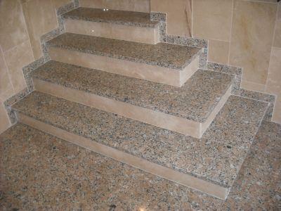 M rmoles rodr guez carvajal escaleras for Marmol y granito emperador