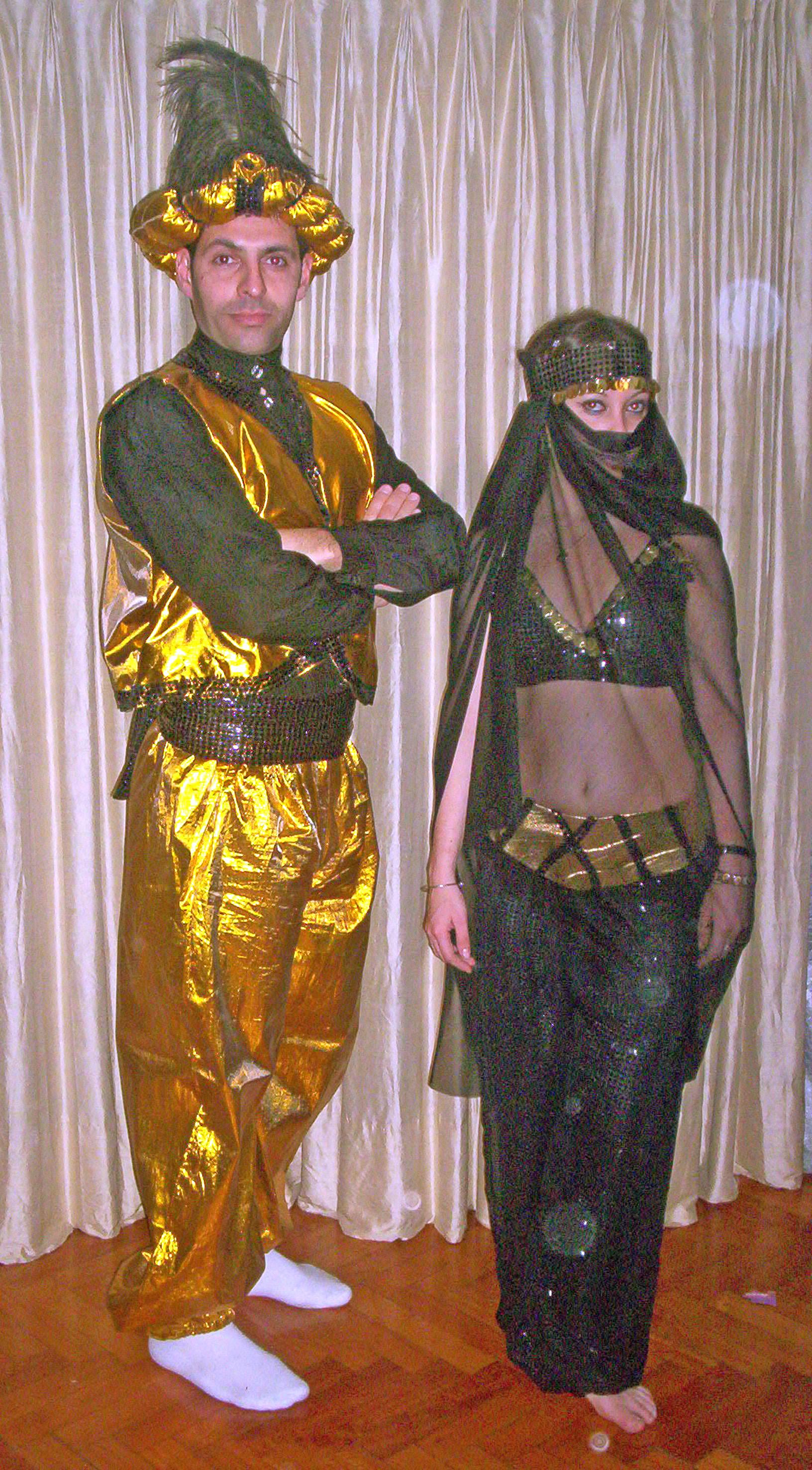 página web intercambio de parejas disfraz