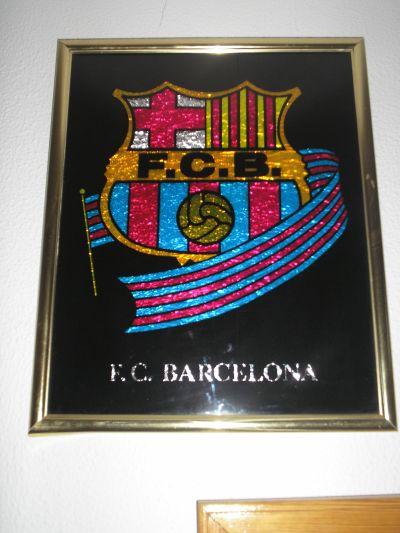 Materialfcbarcelona cuadros for Enmarcado de cuadros precios