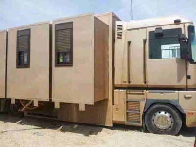 megustalaferia - Camión vivienda petacas