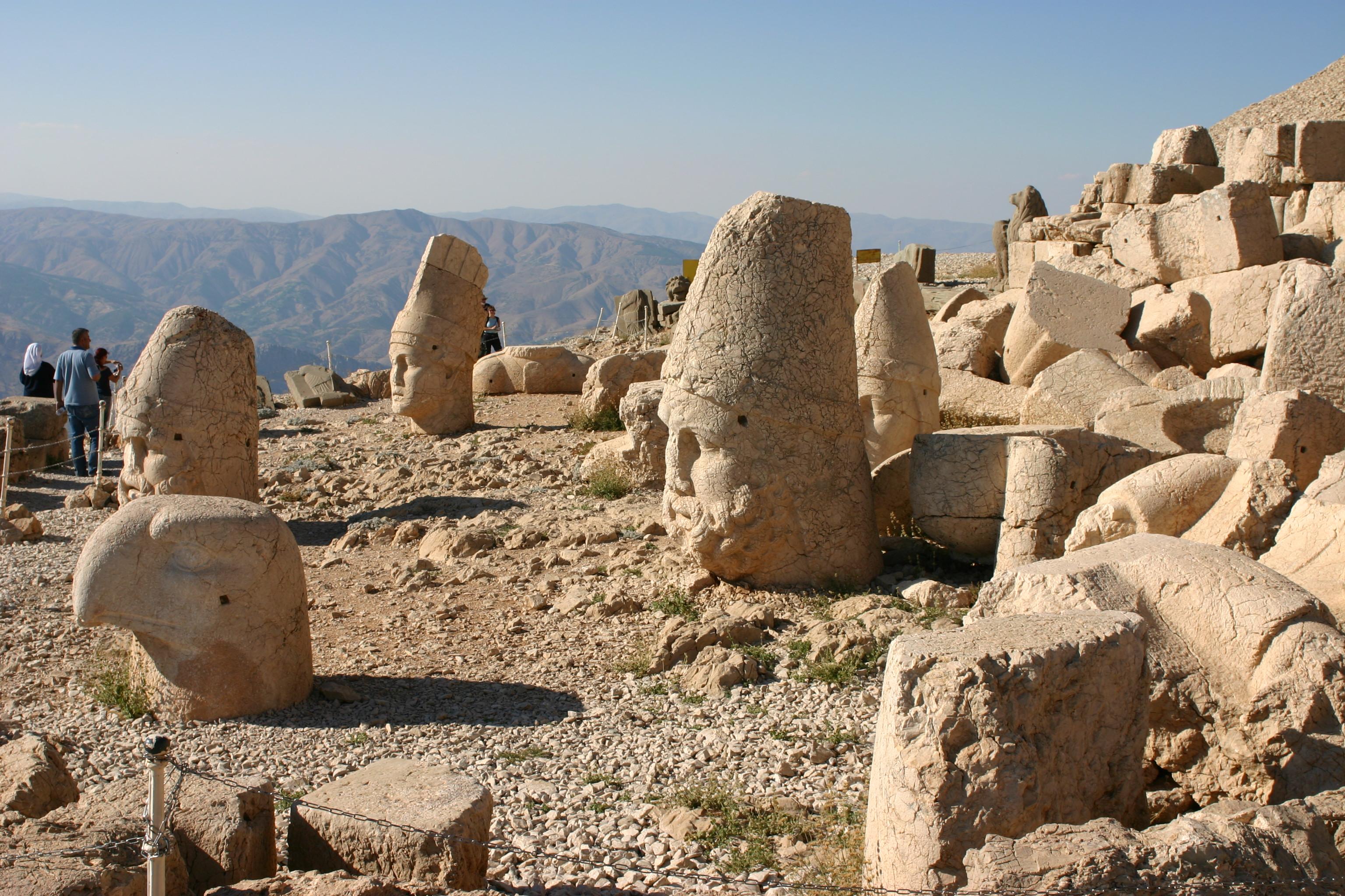Nemrut Dağı-Adıyaman