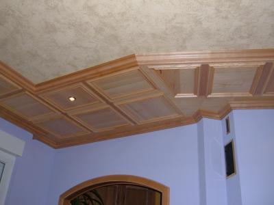 Menuiserie ebenisterie behr gr gory faux plafond for Faux plafond laque