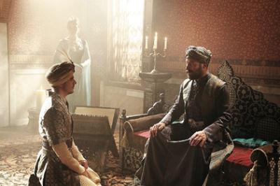 Hürrem sultan ve kanuni sultan süleyman