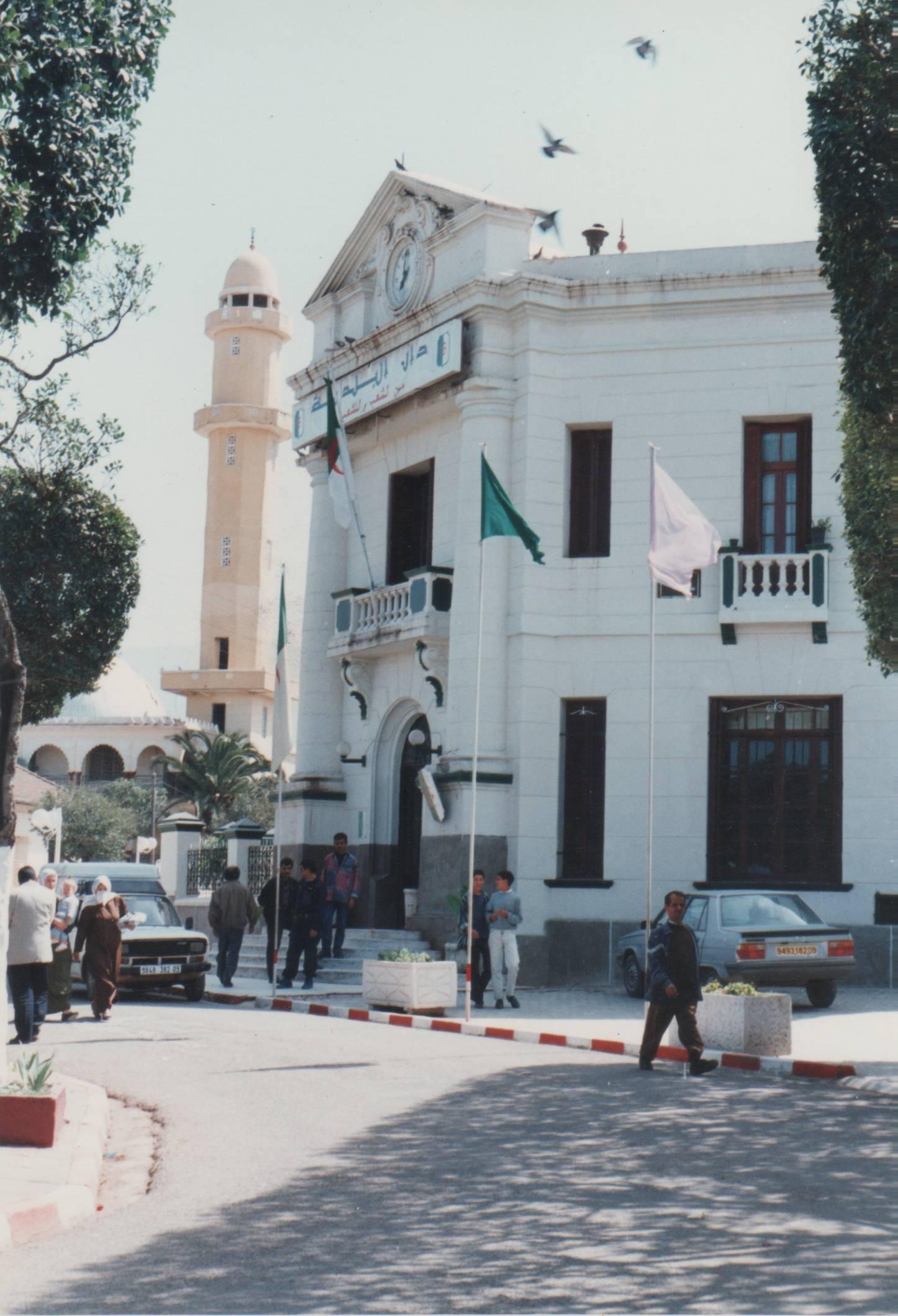 Vive l 39 algerie apc de mouzaia wilaya de blida algerie for Interieur gov dz s12