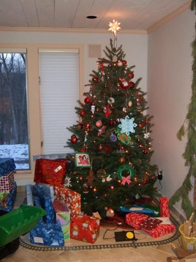 michaela goes usa amerikanische weihnachten. Black Bedroom Furniture Sets. Home Design Ideas