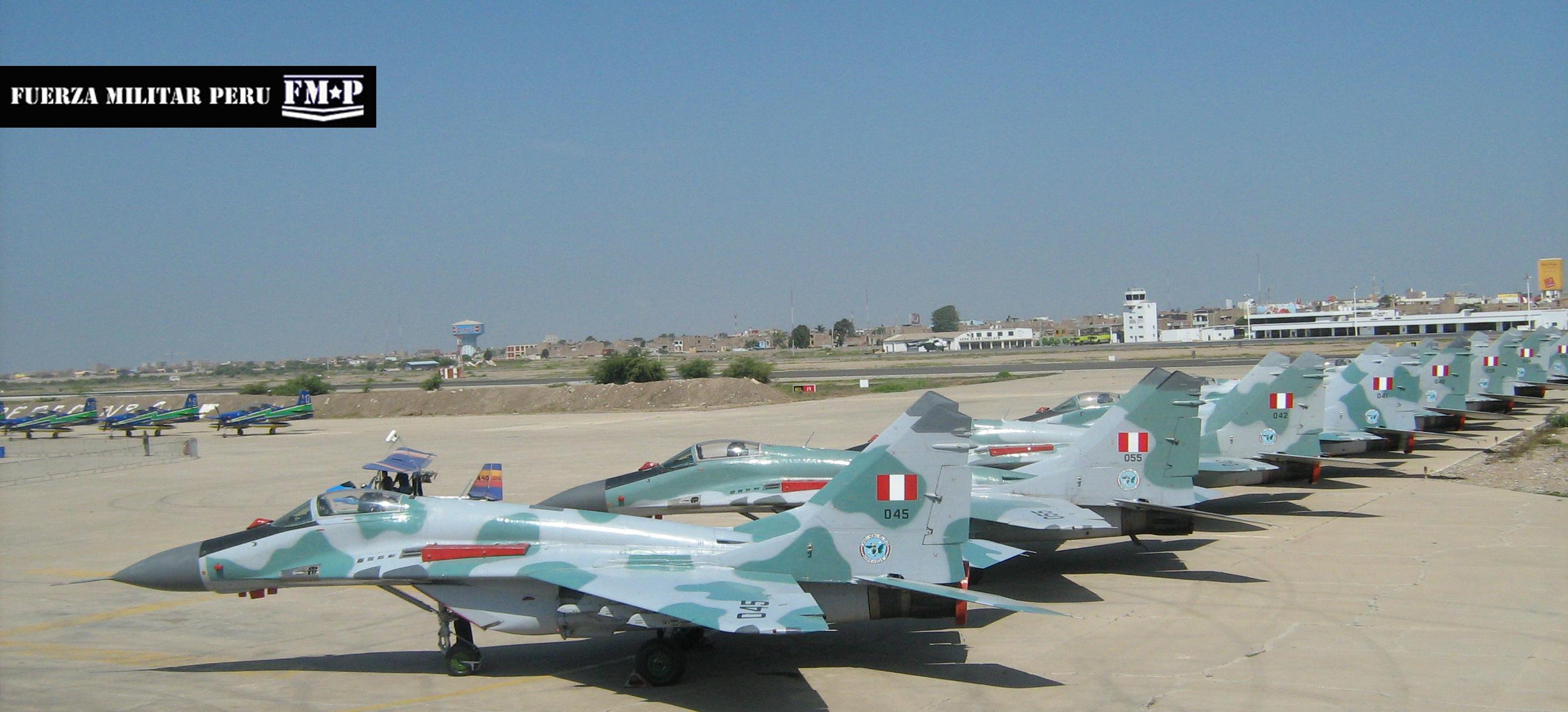 F-5 Tigre III Vs. MiG-29 FAP