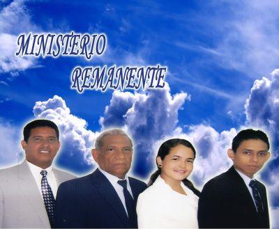 Ministerio remanente inicio for Pagina web del ministerio