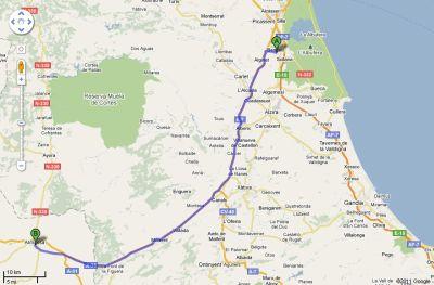 esta noche tailandés salida en Albacete