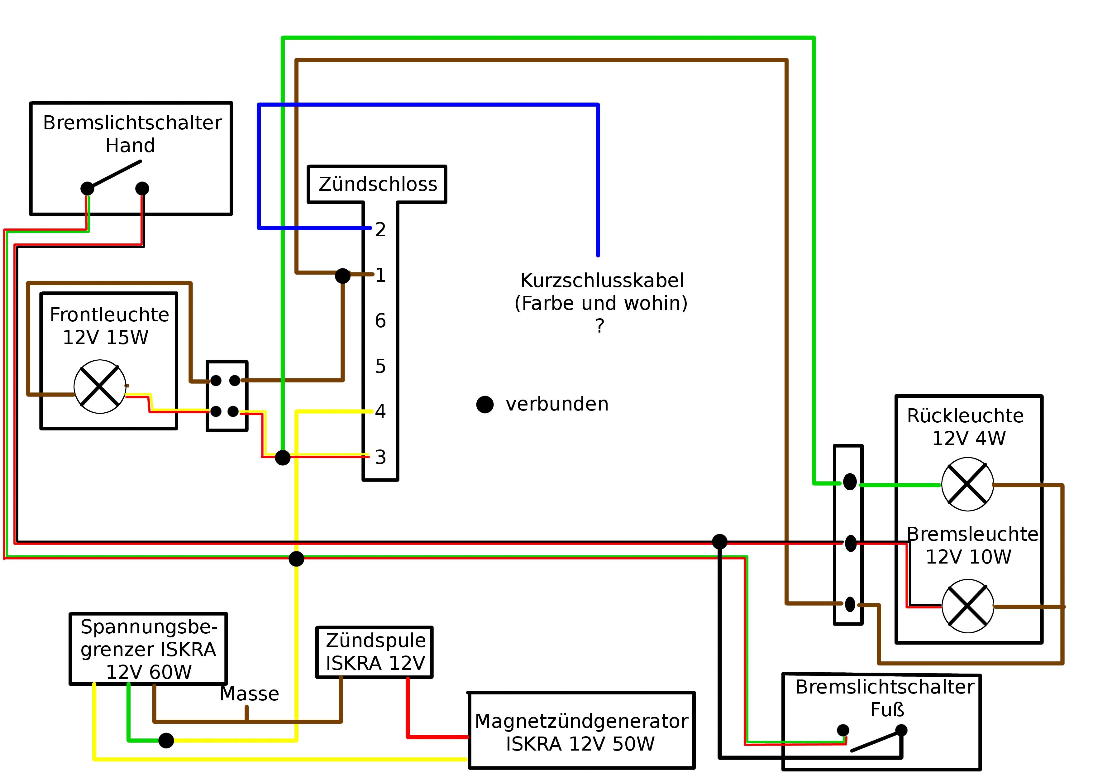 Atemberaubend 12v Schaltplan Bilder - Schaltplan Serie Circuit ...