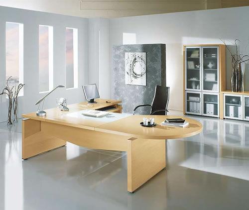 Fabrication et vente de mobiliers de bureaux heuraoua for Agencement bureau design