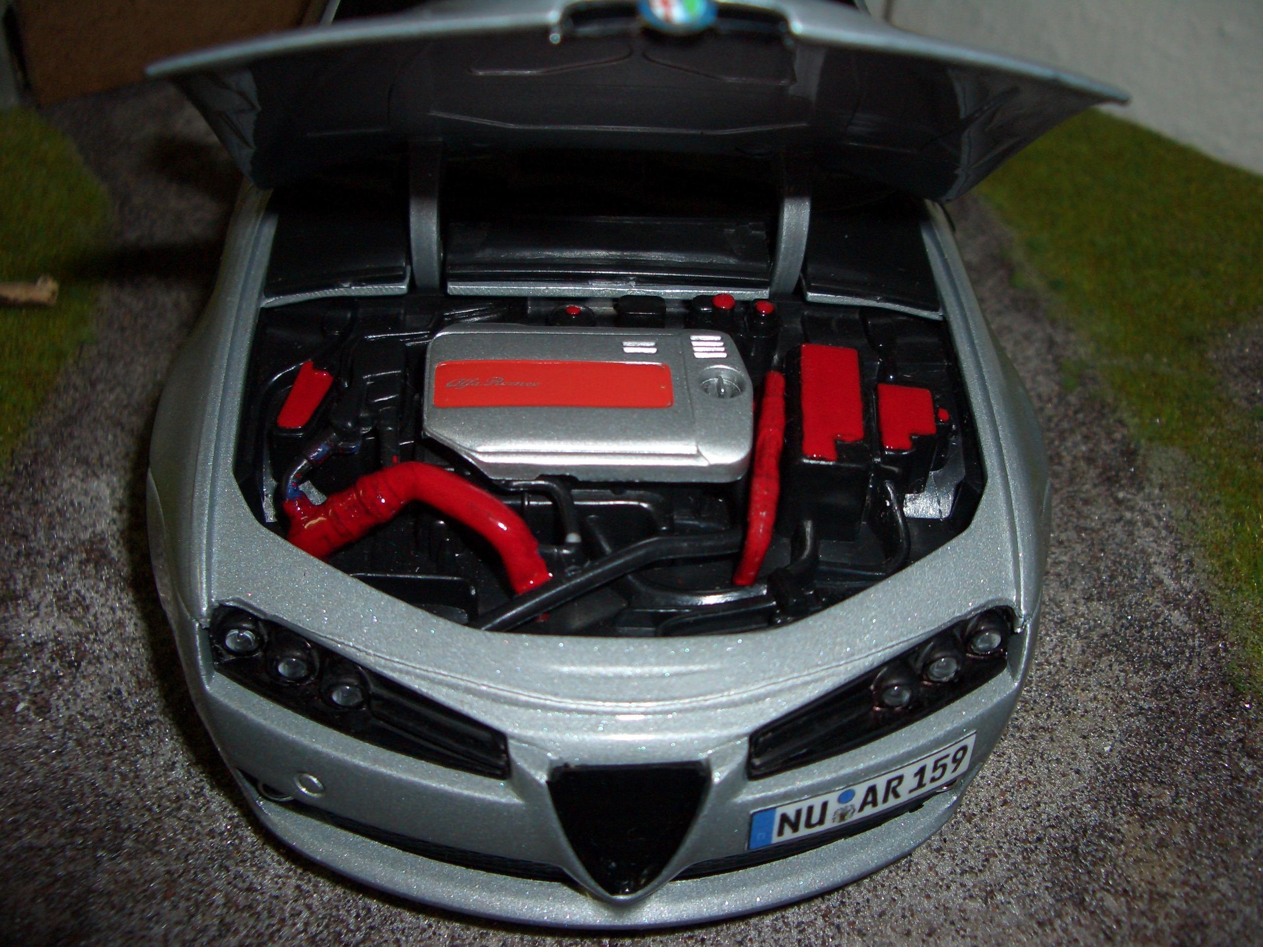 1 18 Tuning Alfa Romeo 159 Sw