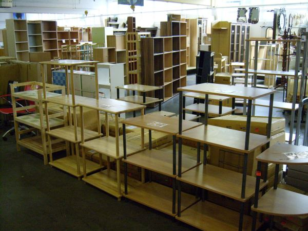 m bel sonderposten regale. Black Bedroom Furniture Sets. Home Design Ideas