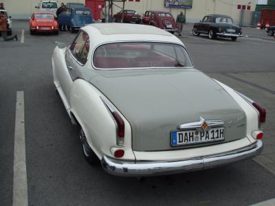 Borgward Isabella Coup? 1957 -