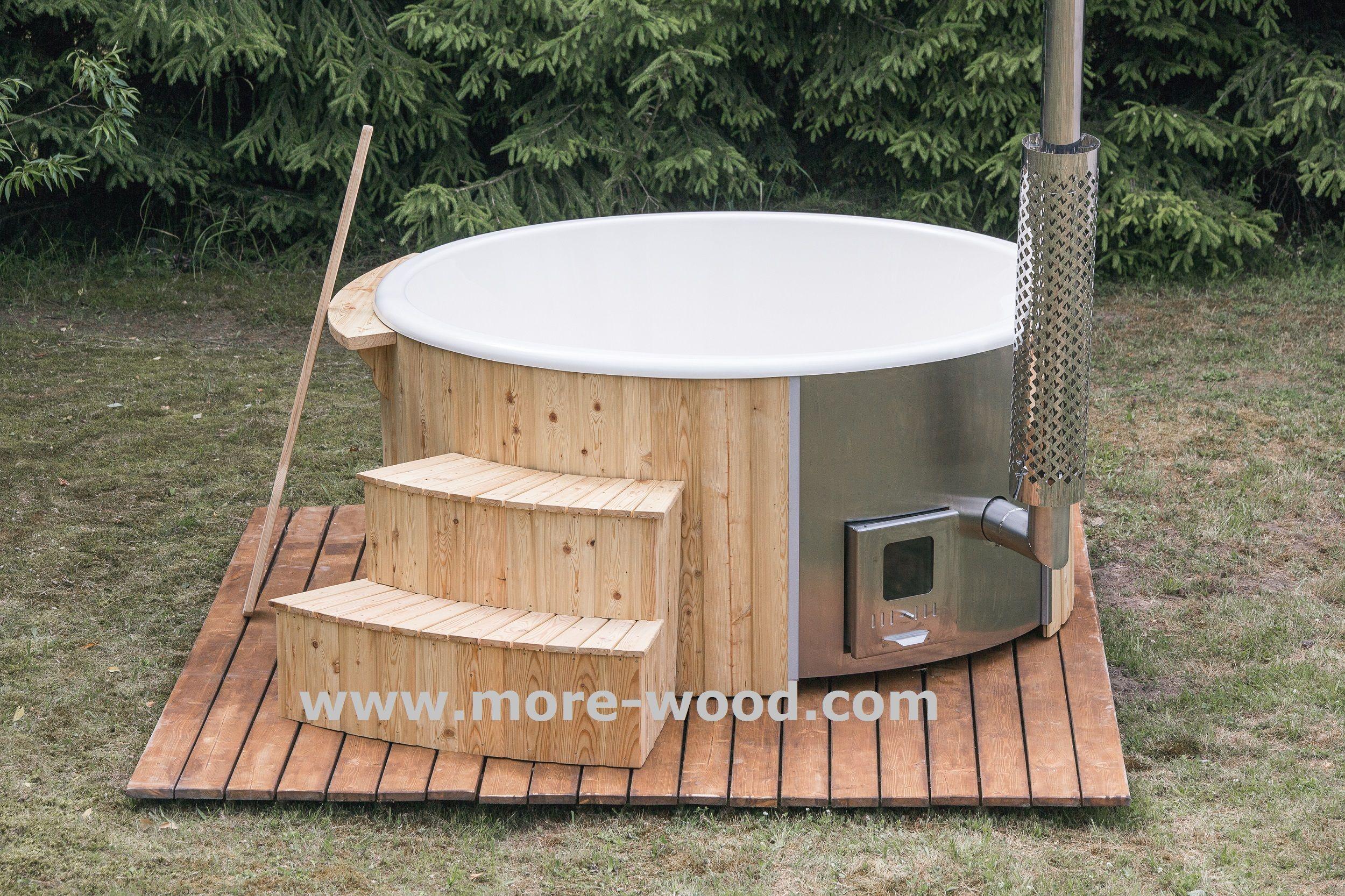 badefass gfk schwimmbad und saunen. Black Bedroom Furniture Sets. Home Design Ideas