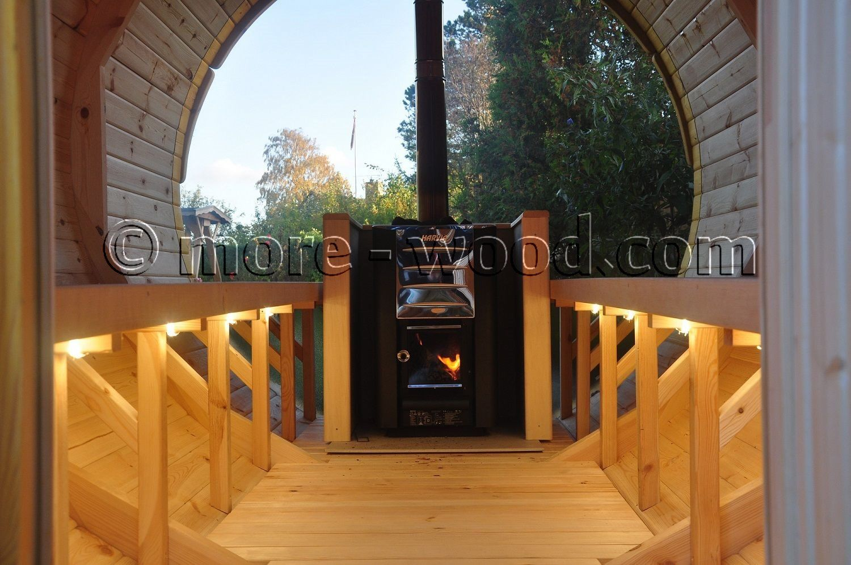 fass sauna grillkota badefass home. Black Bedroom Furniture Sets. Home Design Ideas