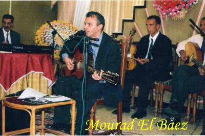 Mourad El Baez, à la poursuite des grands maîtres de la musique arabo-andalouse