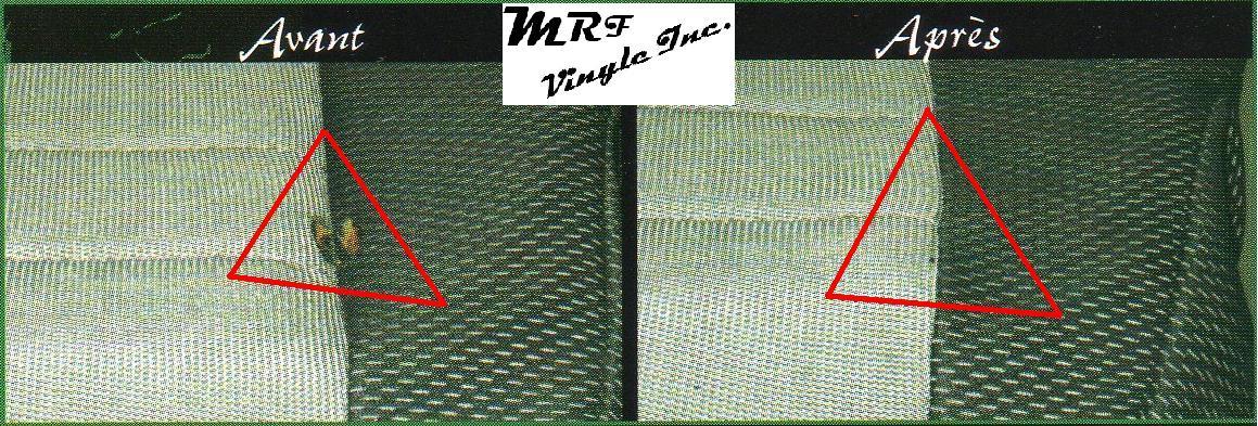 mrf vinyle inc service mobile. Black Bedroom Furniture Sets. Home Design Ideas