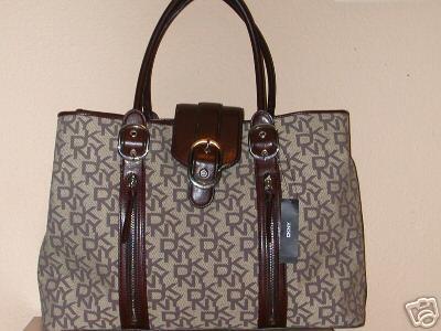 DKNY T & C Chino Red Handbag - HANDBAGS & CROSS - BODY - ACCESSORIES