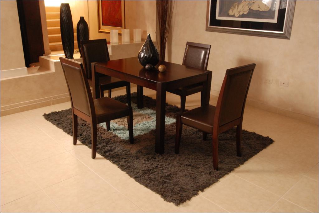 Antecomedor napoles for Mesa para 4 sillas
