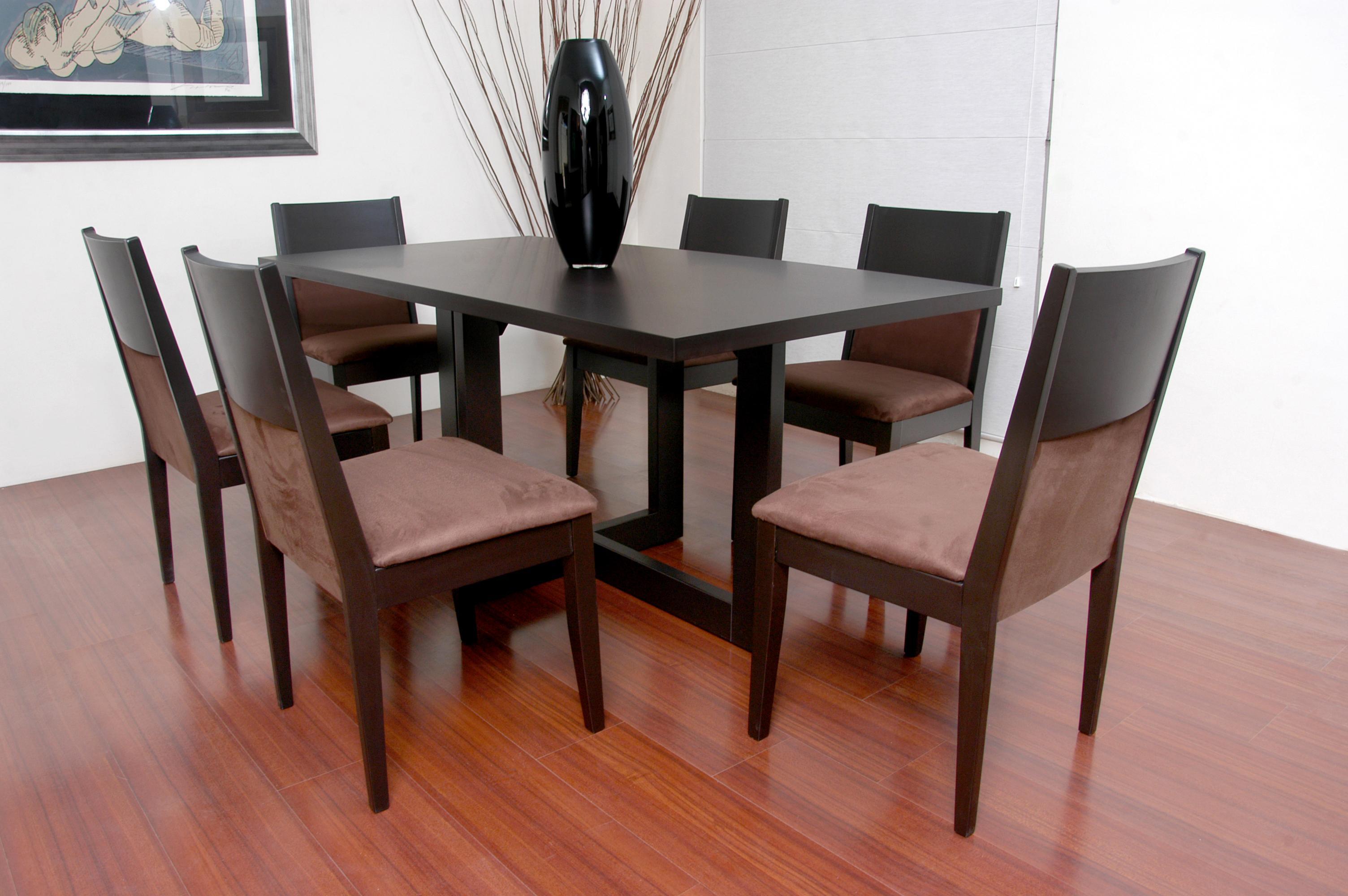 Antecomedor siena - Mesa comedor 6 sillas ...